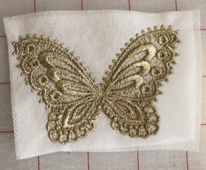 fsl butterfly trimmed